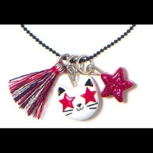 Girl's Gymboree Star Tassel Necklace - NWT